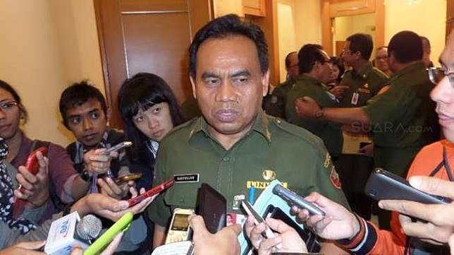 Sekda DKI Jakarta Saifullah