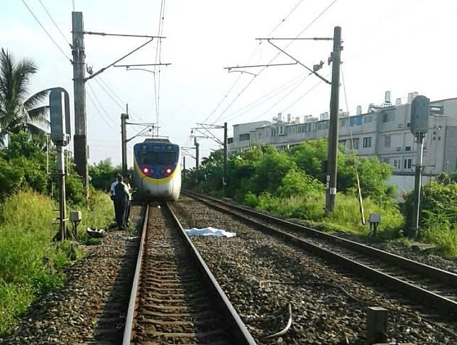 快訊/台鐵台南往嘉義路段發生死傷事故 影響16列次