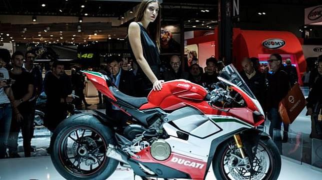 Ducati Panigale V4. Sebagai ilustrasi [Shutterstock].