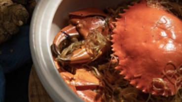 當秋蟹遇上老味道 懷舊手路蟹料理除了美味,還有故事在裡面