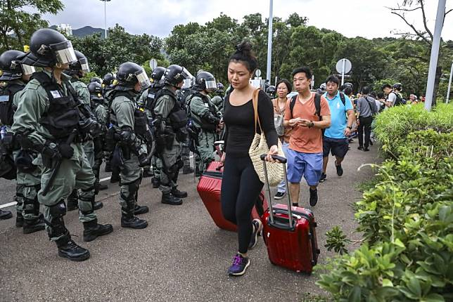 Hard times for Hong Kong's tourism workers as protests keep visitors away - 'I am in despair'