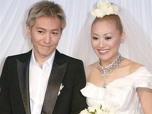 小室哲哉與Keiko離婚。網圖
