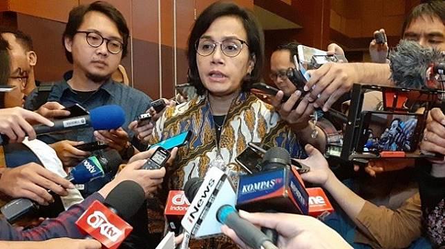 Menteri Keuangan Sri Mulyani Indrawati. (Suara.com/Achmad Fauzi)