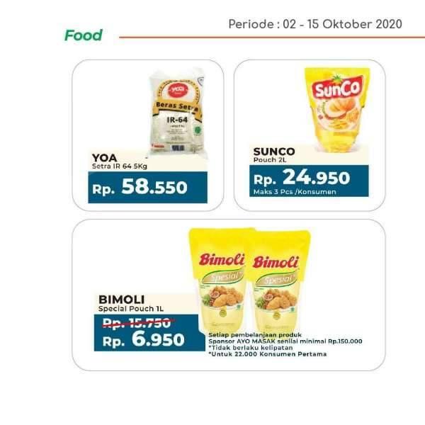 Promo Yogya Supermarket Weekday 13 Oktober 2020 Masih Ada Diskon Kontan Co Id Line Today
