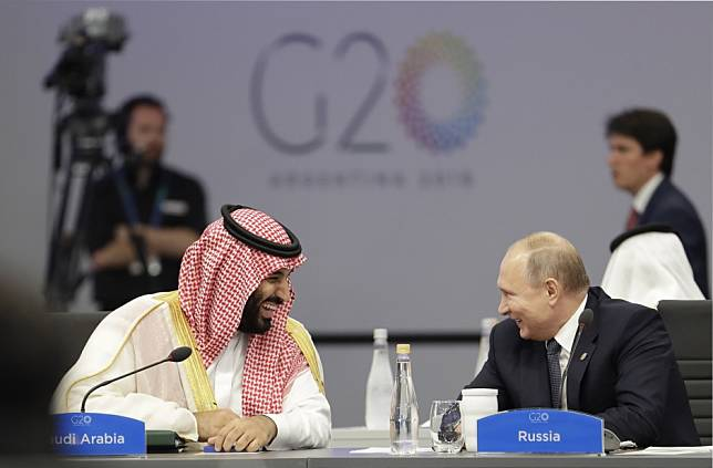 As oil industry nears collapse, Saudi Arabia may have no option but to blink first in its price war with Russia
