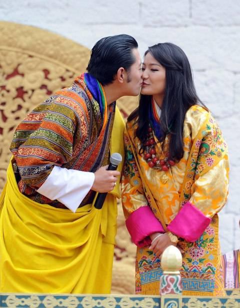 Disebut sebagai Kate Middleton Asia Ini 5 Fakta Menarik Ratu Bhutan Jetsun Pema