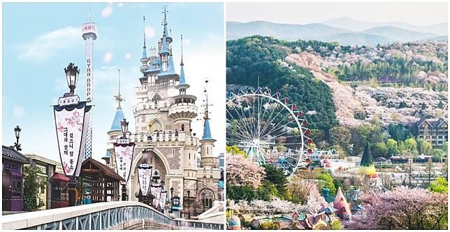 好玩好拍不輸迪士尼&環球,韓國三大遊樂園你收集了沒?