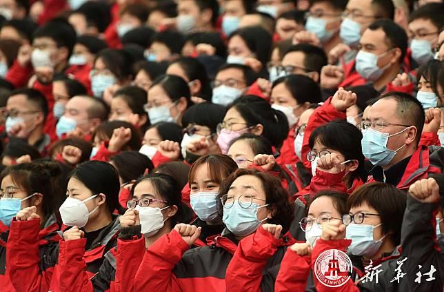 จีนเผยบุคลากรการแพทย์ติดเชื้อ 'โควิด-19' กว่า 1,700 ราย