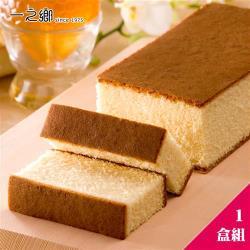 一之鄉-經典蜂蜜蛋糕1盒(10片裝)