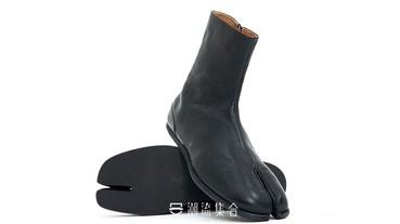 皮革X日式足袋!Maison Margiela 2018 春夏全新 Tabi Ankle Boot登場~