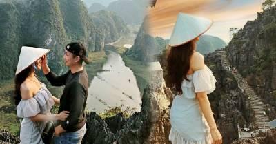 Bộ ảnh ngao du Ninh Bình hot nhất hiện nay, đẹp như được chụp từ siêu travel vlogger thế giới