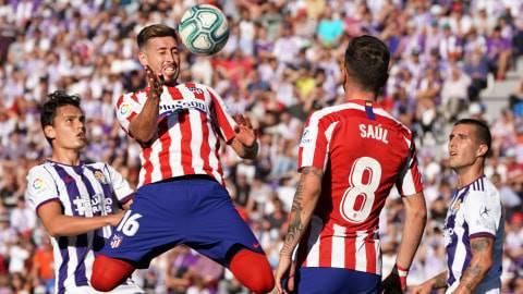 Atletico Madrid Membawa Satu Poin dari Kandang Valladolid