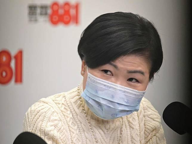 消委會總幹事黃鳳嫺。