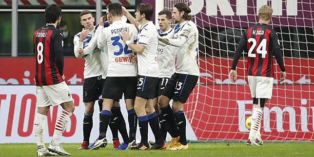 Hanya Satu Kemenangan dari 11 Laga, AC Milan Masih Belum Sehebat Atalanta |  bola.net | LINE TODAY