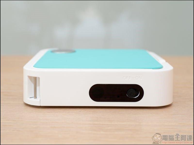 ViewSonic M1 mini Plus 口袋投影機 開箱 - 11
