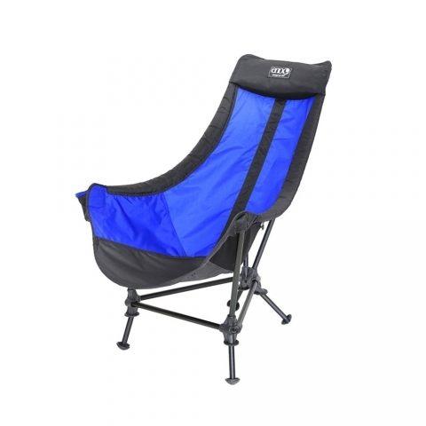 丹大戶外用品 【ENO】LOUNGER DL CHAIR 懶人椅 皇家藍/炭灰 LD020