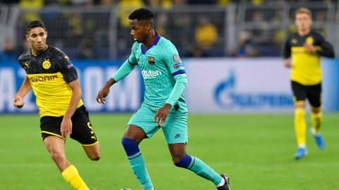 Ansu Fati: Pemain Termuda Sepanjang Sejarah Barca di Liga Champions