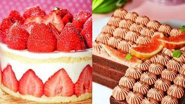 稱霸網購蛋糕界!人氣《微甜室》甜點店推出內餡爆量55%巧克力阿華田、草莓優格蛋糕、真芋泥奶茶戚風3款冬季限定蛋糕!