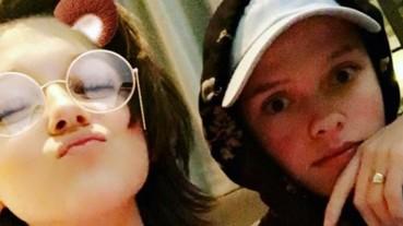 13 歲童星「11」米莉芭比布朗戀愛了!傳出與這位 15 歲男歌手在交往