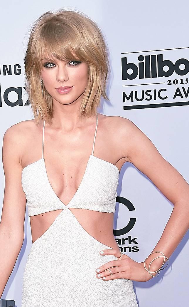 Taylor近日頻頻於內地出席活動賺人仔。