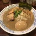 味玉ラーメン - 実際訪問したユーザーが直接撮影して投稿した市谷田町ラーメン・つけ麺麺や 庄のの写真のメニュー情報