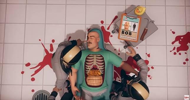 可4人共同執刀⁉《Surgeon Simulator 2》超鬧手術模擬續作發表,多人合作成焦點