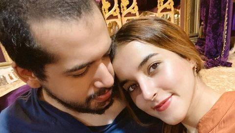 Tasya Farasya dan Ahmad Assegaf/ foto: Instagram.com/tasyafarasya