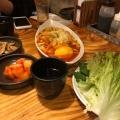 チーズトッポキ - 実際訪問したユーザーが直接撮影して投稿した百人町韓国料理民俗村の写真のメニュー情報