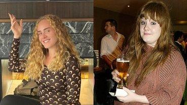 這次變成神似碧昂絲?英國歌后 Adele 暴瘦再進化,歌迷驚:根本整容型瘦法!