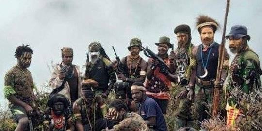 Kelompok kriminal bersenjata di Papua. Istimewa