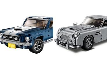 超高還原度!樂高推出經典老爺車模型 大家的女友們盛讚:「比花錢買車便宜」