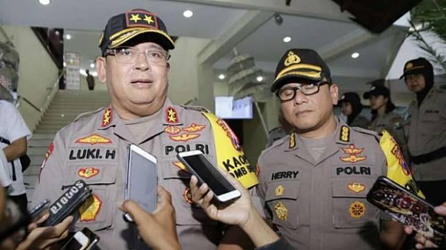 Polisi Batalkan Keberangkatan Tiga Bus yang Mau Aksi 22 Mei di Jakarta
