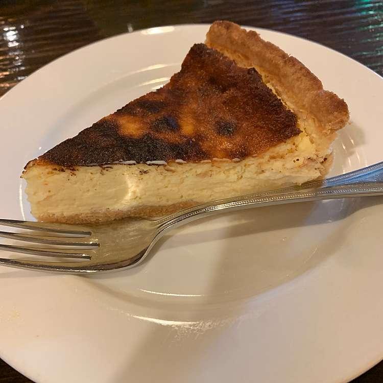 ユーザーが投稿したチーズケーキの写真 - 実際訪問したユーザーが直接撮影して投稿した馬場下町カフェカフェ GOTOの写真