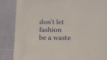 起點態度 /「環保與服裝就讓我們打開兼容的那扇窗」一探 DYCTEAM 的創作堅持