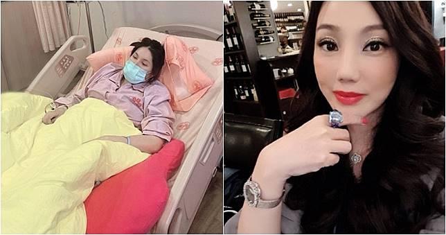 余苑綺「化療嘴破洞」要父別擔心 她警告抗癌不樂觀「需要奇蹟」