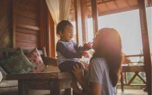 童年親子關係好~長大後身體更健康