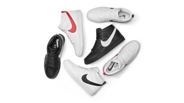 官方新聞 / 經典新樣貌 NikeLab Dunk Lux Chukka x RT 臺灣 2 月 25 日登場