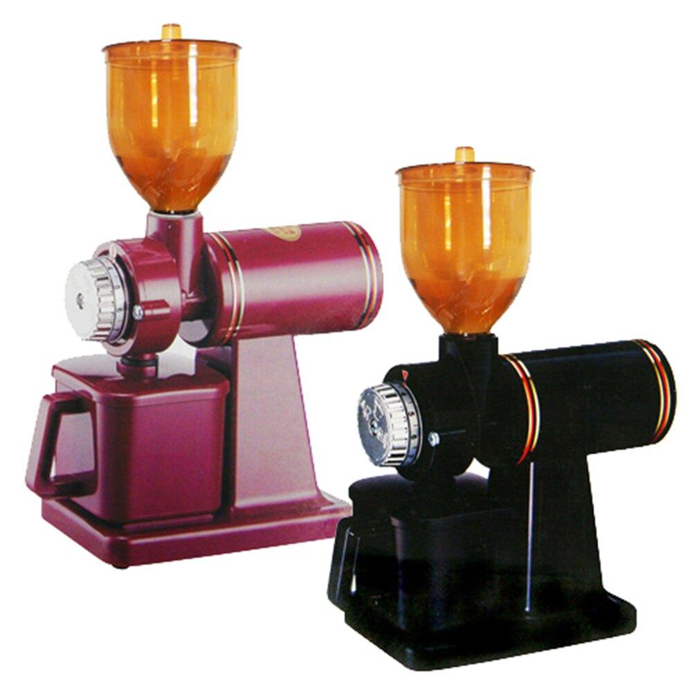 【沐湛咖啡】 贈清潔毛刷 楊家 飛馬牌/小飛馬 鬼齒磨豆機 610N 電動磨豆機 黑/紅 現貨