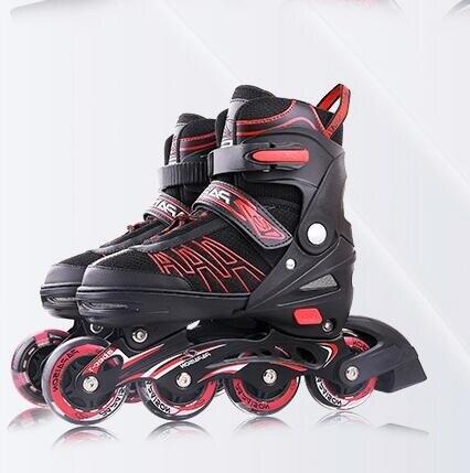 直排輪 小狀元溜冰鞋兒童全套套裝專業滑冰輪滑鞋旱冰男童初學者中大童女【快速出貨八折搶購】