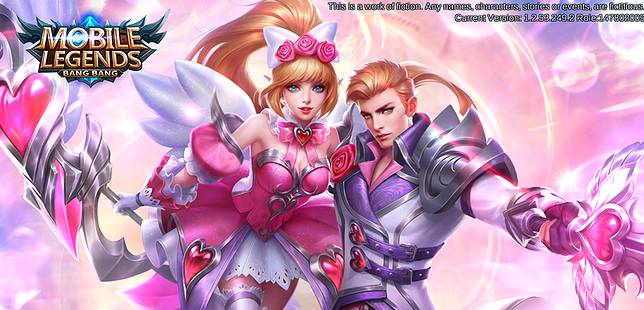 Mesra Abis Ini 5 Pasangan Hero Mobile Legends Paling Romantis