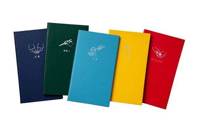測量野帳筆記本,也是極人氣的LoFt限定產品。(互聯網)