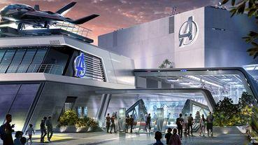 迪士尼樂園全新復仇者校園園區即將開幕!近距離體驗復仇者聯盟總部科技不是夢