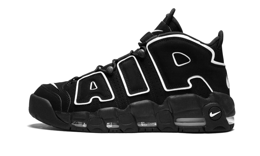 A top tier shoe from one of Nike's best years of design ever, the Air More Uptempo is a certified cl