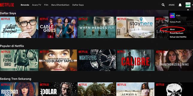 Terima Pesan Langganan Netflix Gratis Hapus Dan Jangan Klik Linknya Kompas Com Line Today
