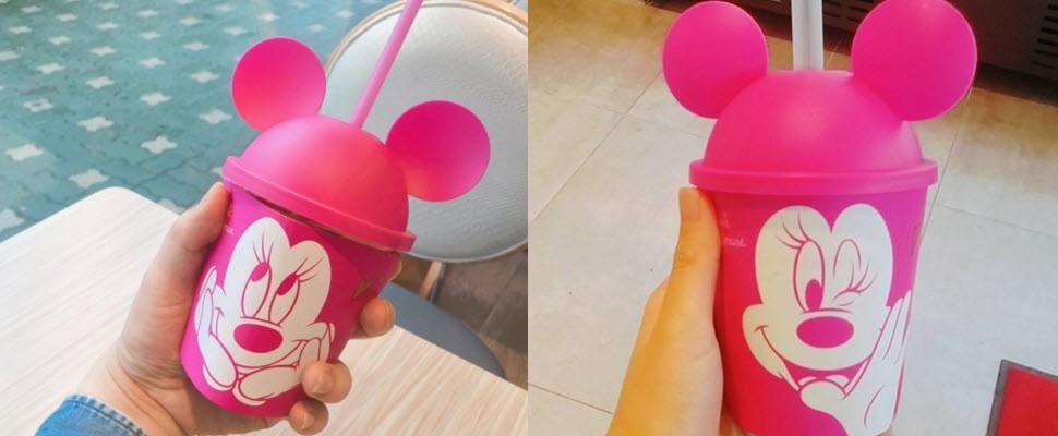 韓國31冰淇淋又出招!限量桃紅色米妮冰淇淋,哪個女孩不愛呢?