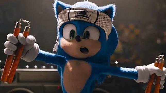 Sonic : The Hedgehog ทำเงินเป็นอันดับ 1 สองสัปดาห์ติด และทำรายได้ทะลุ 100 ล้าน $ แล้ว