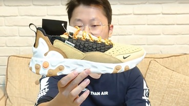 網友 阿史 開箱 / 'THE10TH' Nike React Sertu