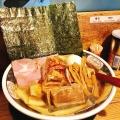 すごい煮干ラーメンゴールデン - 実際訪問したユーザーが直接撮影して投稿した歌舞伎町ラーメン・つけ麺すごい煮干ラーメン凪 新宿ゴールデン街 本館の写真のメニュー情報