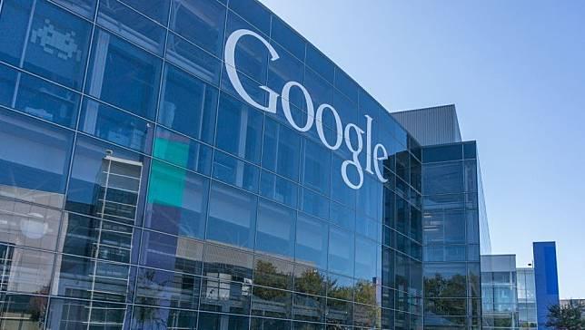 Ilustrasi kantor Google