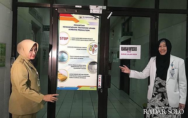 Wabah Virus Korona, UNS Pantau 17 Mahasiswanya di Tiongkok